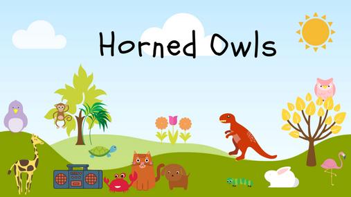 Horned Owls 10.16.20 AM