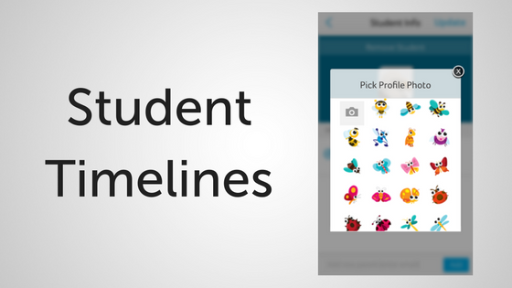 Student Timelines