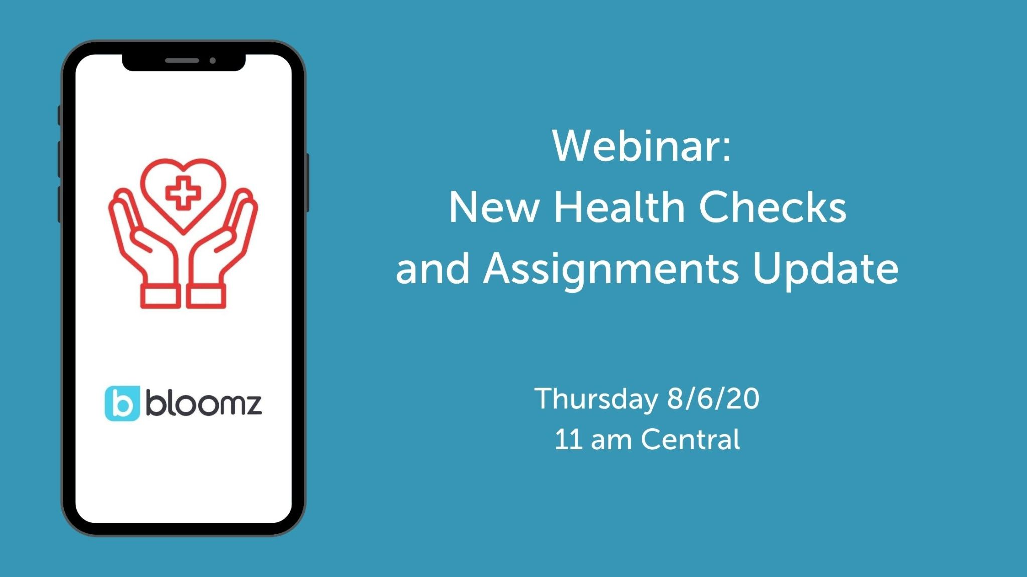 Webinar- New Health Checks and Assignments Update