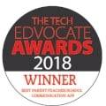 The Tech Edvocate Awards 2018 Winner