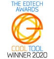 The Edtech Awards Cool Tool Winner 2020