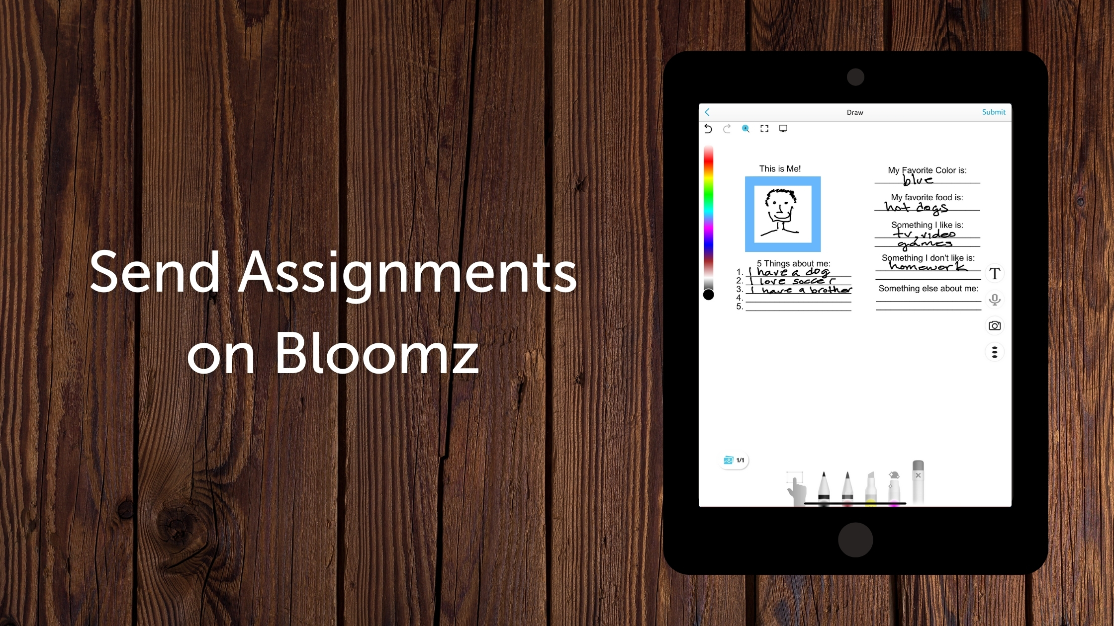 You Can Now Assign Activities in Bloomz!