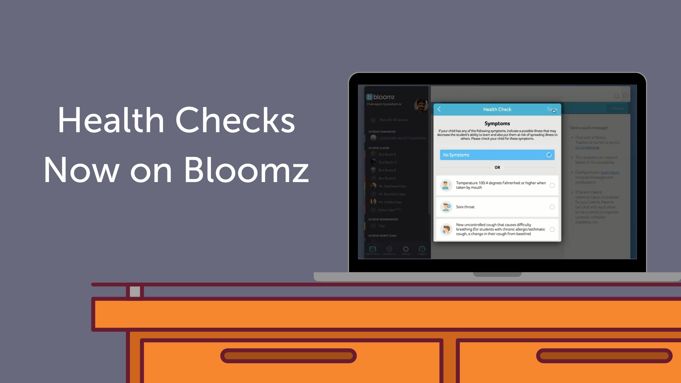 Health Checks are Now Available on Bloomz!