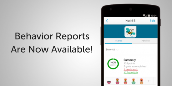 Behavior Reports and New Post Indicator Now Available!