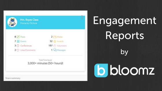 Live Now! Engagement Reports for Teachers and Administrators