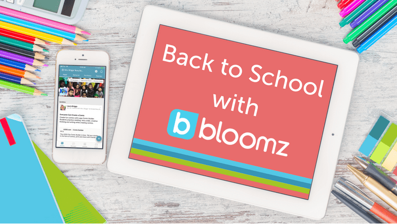Back to School Blog Series