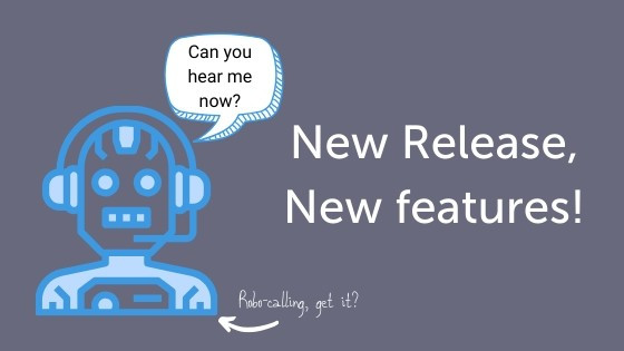 New Release, New Features - Try Them Now!