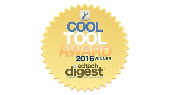Bloomz wins EdTech Digest Award!
