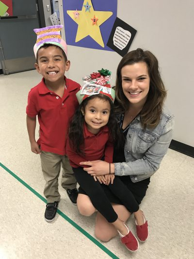 Teacher of the Week: Erica Bristor