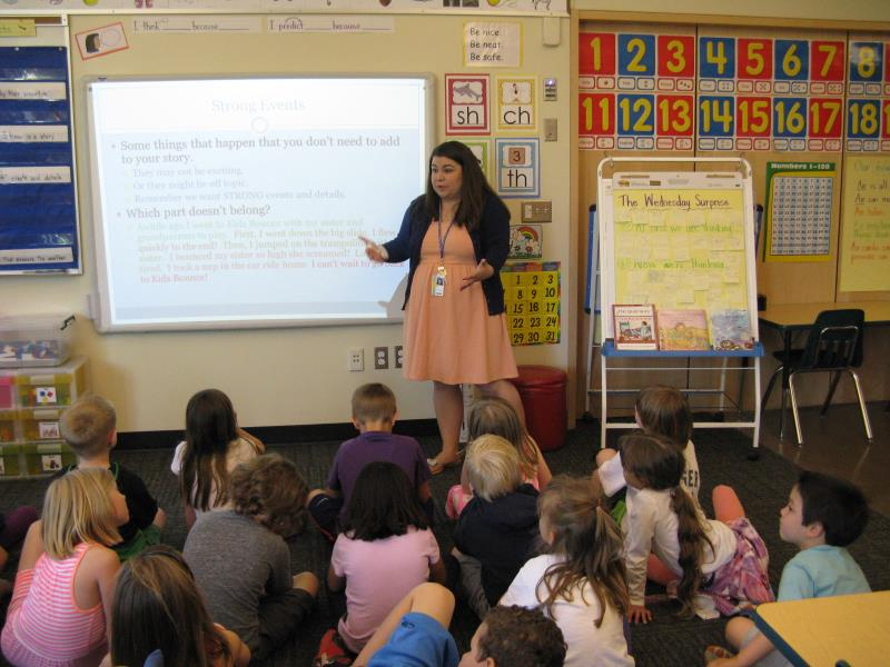 Featured Teacher Of The Week - Karen Policar