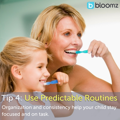 [New Parent Series]Tip 4: Use Predictable Routines