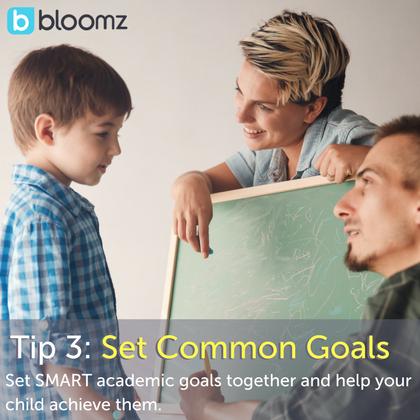 [New Parent Series] Tip 3: Set Common Goals