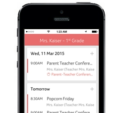 Scheduling Parent-Teacher Conference Just Got Even Better!