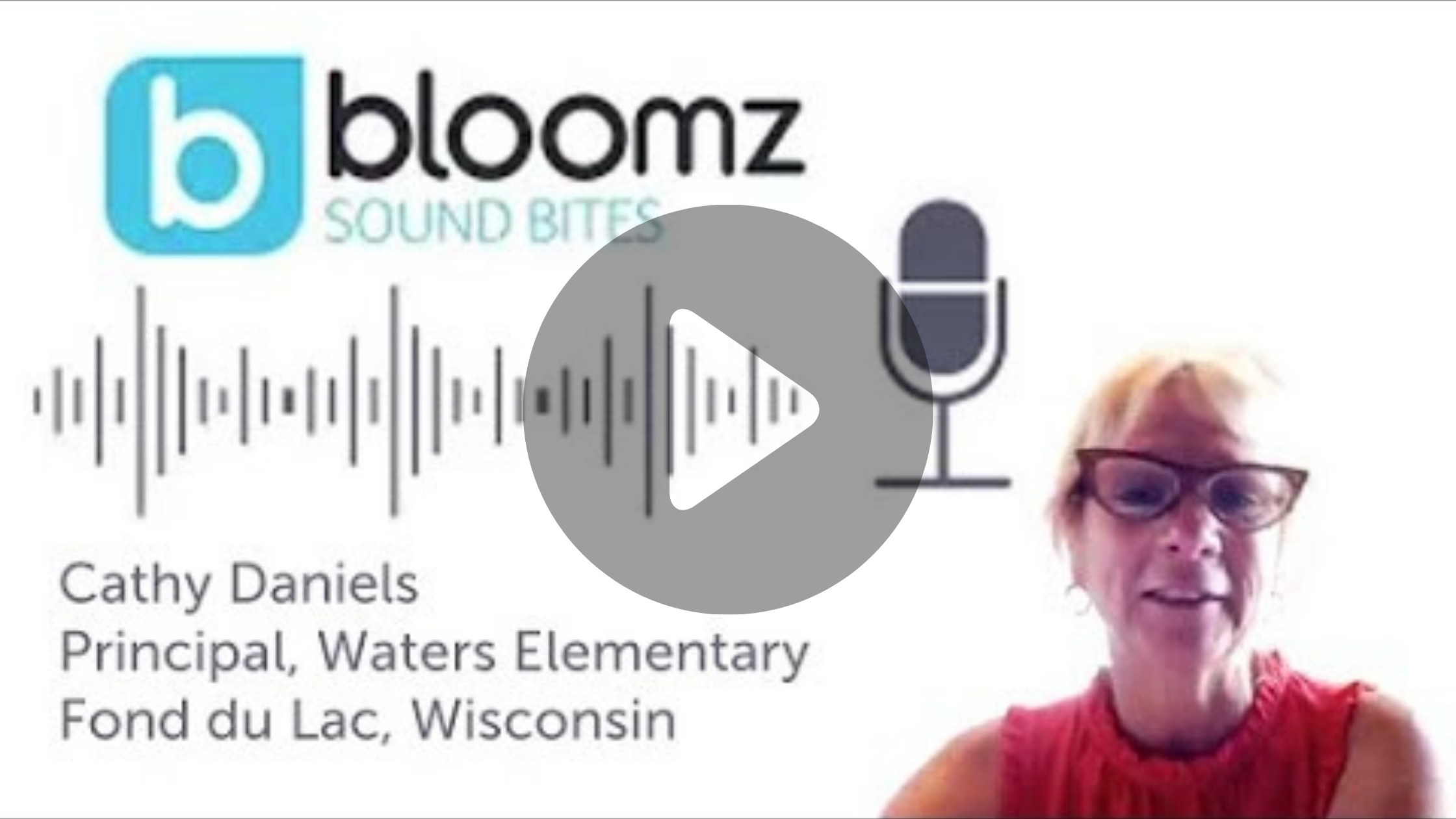 Principal Talks About Streamlining Communication and Signups